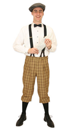 Historical Emporium -- Mens Edwardian Clothing -- Samuel Gilmore