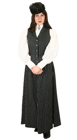 Victorian, Ladies Outfits,Quick Ship Outfits Townspeople |Antique, Vintage, Old Fashioned, Wedding, Theatrical, Reenacting Costume |