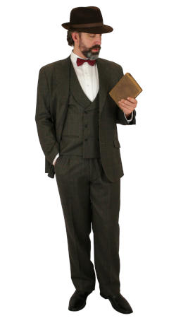 Historical Emporium -- Mens Edwardian Clothing -- Newton Eldridge, Academic