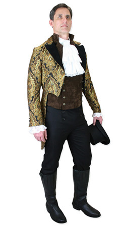 Historical Emporium -- Mens Regency Clothing -- Robert Shaver, Regency Gentleman