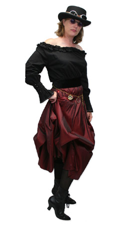 Steampunk, Ladies Outfits Scientists,Adventurers |Antique, Vintage, Old Fashioned, Wedding, Theatrical, Reenacting Costume |