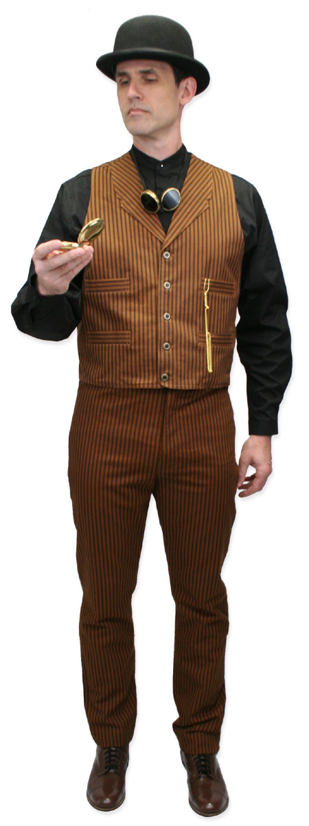 Steampunk Outfits | Mens Outfits