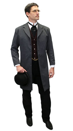 Historical Emporium -- Mens Late Victorian Clothing -- Alexander Parrish, Medical Doctor