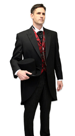 Historical Emporium -- Mens Late Victorian Clothing -- Viktor Falconi, Master Illusionist