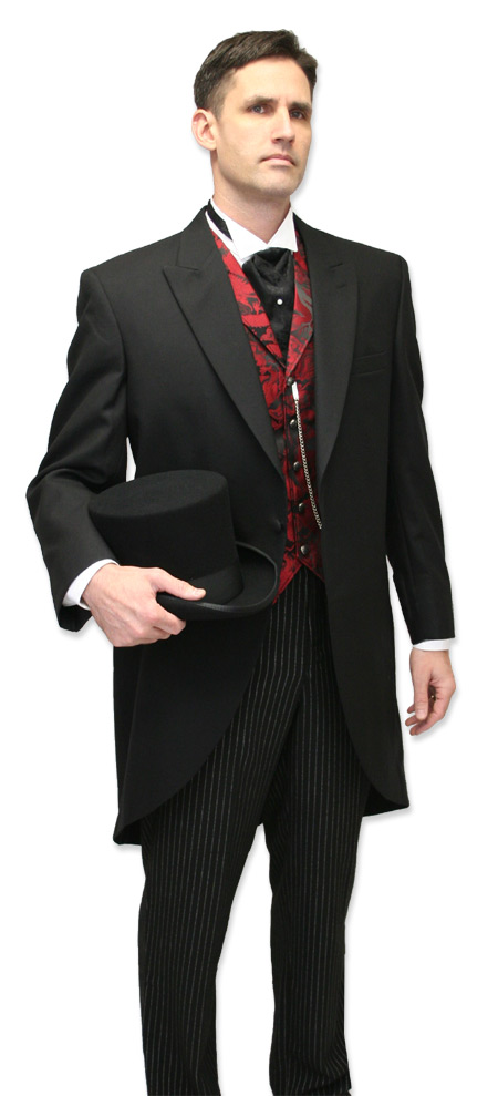 Gentlemen S Clothing In Victorian Era