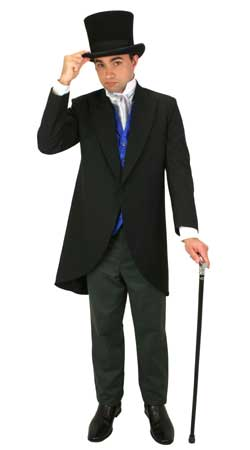 Gentlemans Emporium -- Mens Regency Clothing -- Jacob Gallagher, Distiller