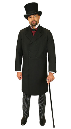 Gentlemans Emporium -- Mens Regency Clothing -- Randolph Pickwick, Financier
