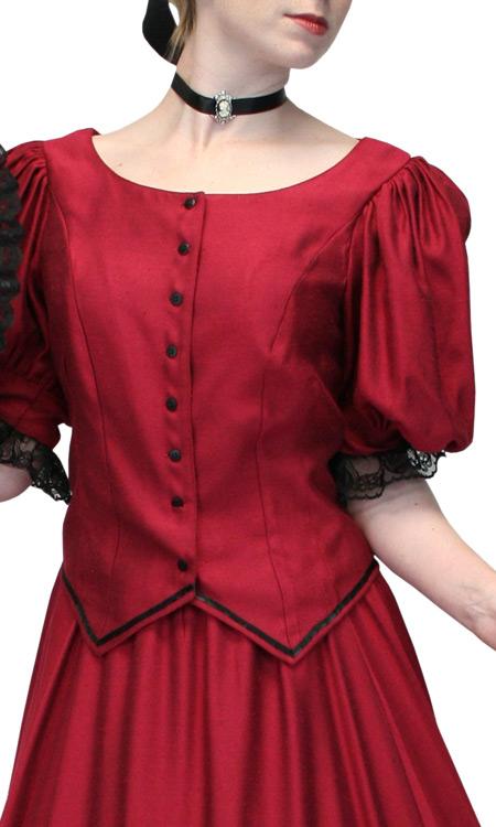 Ladies' Old West Clothing at Historical Emporium