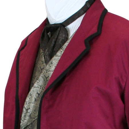 Mens Steampunk Coats