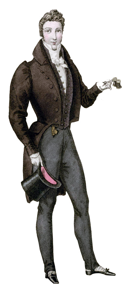 Regency fashions for men Parsow s: Home Men s Women s Clothing, Shoes