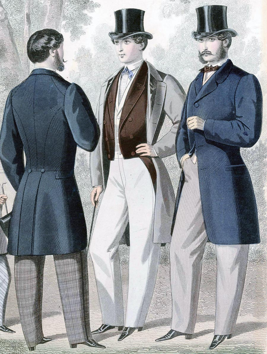 1800s fashion for men 44