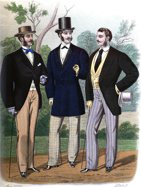 445d0d2f9d1 Late Victorian Clothing for Men at Historical Emporium