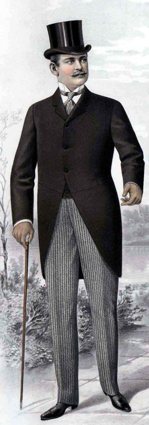 Edwardian Clothing For Men At Historical Emporium